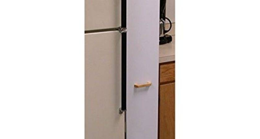 Venture Horizon Thin Man Pantry Cabinet Oak Spice Racks