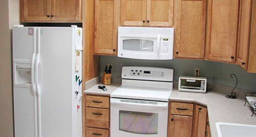 Very Small Shaped Kitchen Imgkid