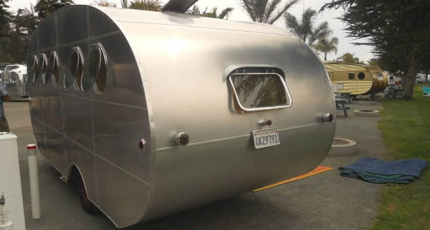 Vintage Airfloat Trailers Oldtrailer