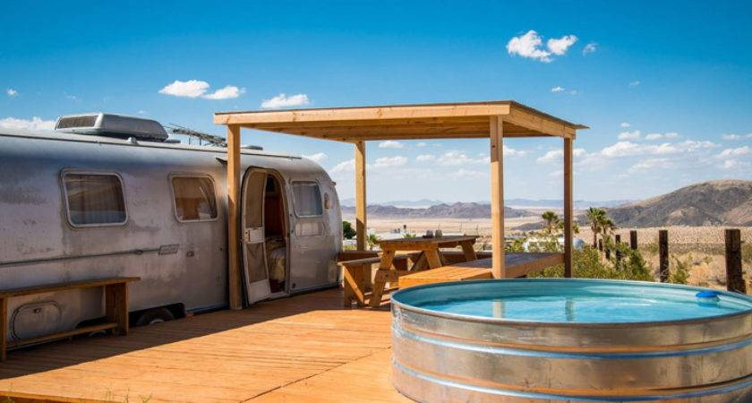 Vintage Airstreams Available Rent Airbnb
