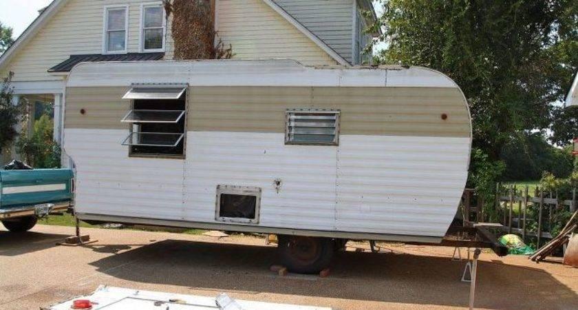 Vintage Camper Redo Hometalk