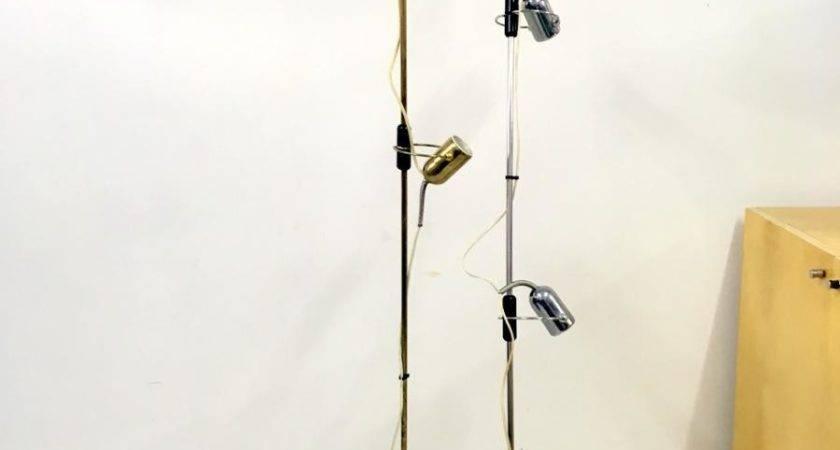 Vintage Floor Ceiling Lamps Francesco Fois