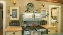 Vintage Kitchen Cabinets Decor Ideas Photos