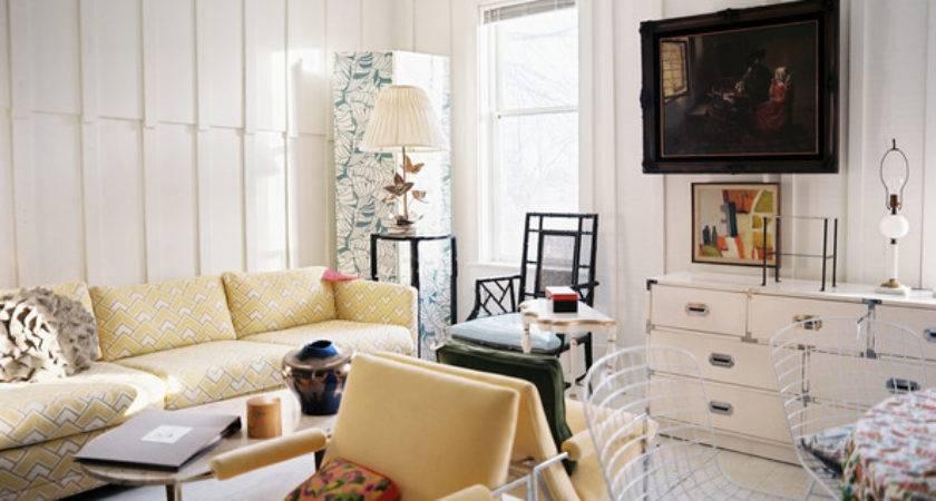 Vintage Living Room Photos