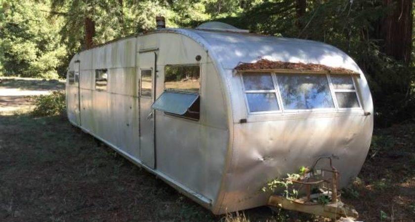 Vintage Royal Spartanette Trailer Camper