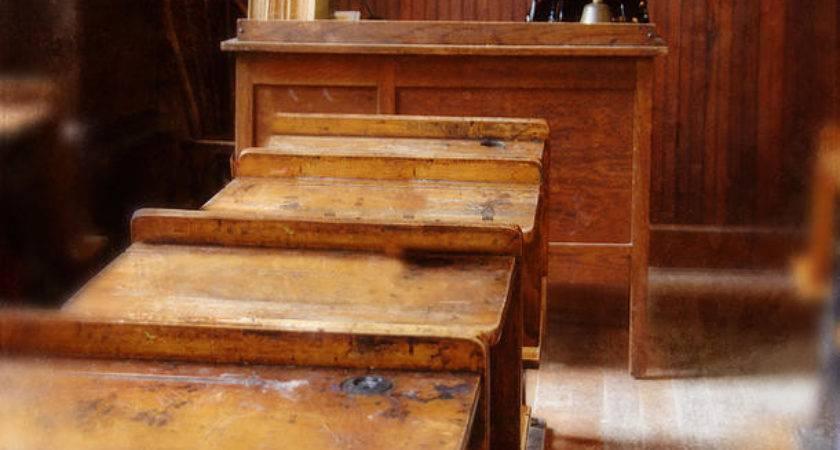 Vintage School Desk Pinterest Desks