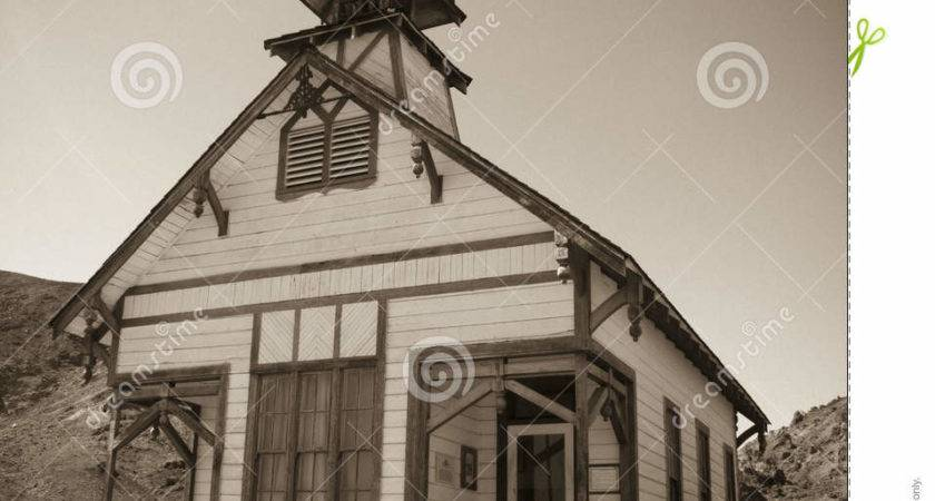 Vintage Schoolhouse Education Wild