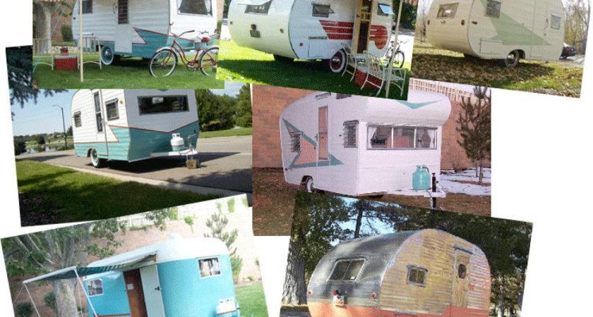 Vintage Travel Trailer Camper Restoration Manual Guide