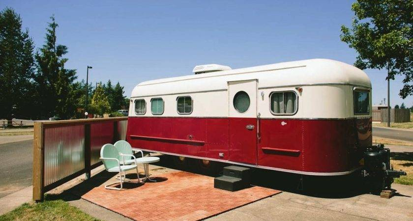Vintage Travel Trailers Amazing Makeovers Bob Vila