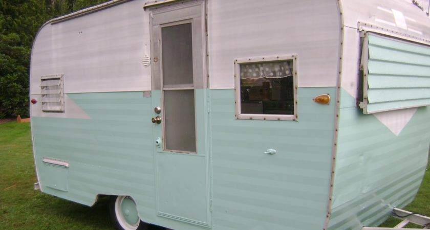 Vintage Travel Trailers Pinterest