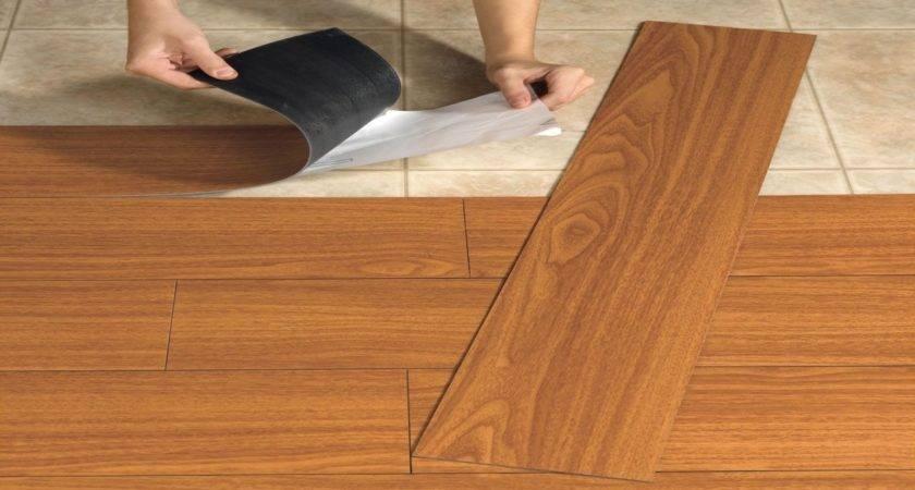 Vinyl Plank Flooring Wood Look