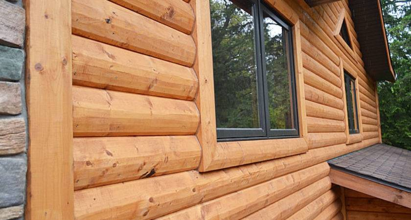 Vinyl Siding Looks Like Wood Porch Home Ideas