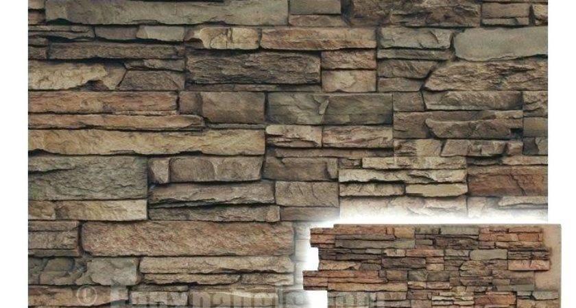 Vinyl Stone Wall Panels Beige Feriasnaneve Info