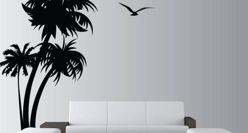 Vinyl Wall Decals Grasscloth
