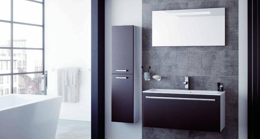 Vogue Designer Modular Bathroom Furniture