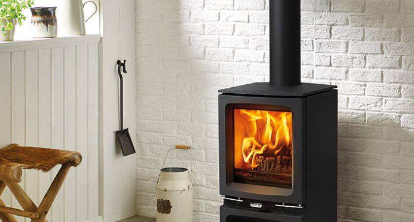 Vogue Small Wood Burning Multi Fuel Stoves Stovax