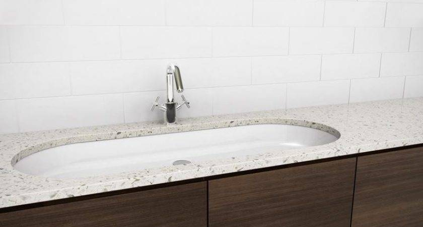 Vov Undermount Bathroom Trough Sink Ove