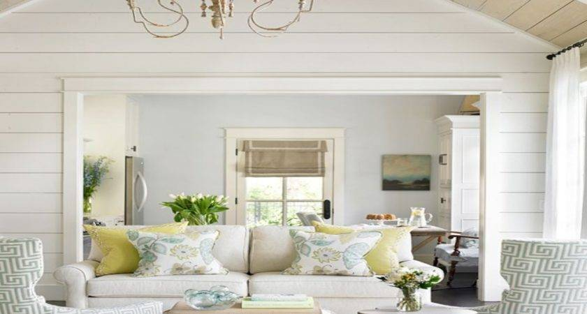 Wainscoting Dining Room Shiplap Walls Old Houses