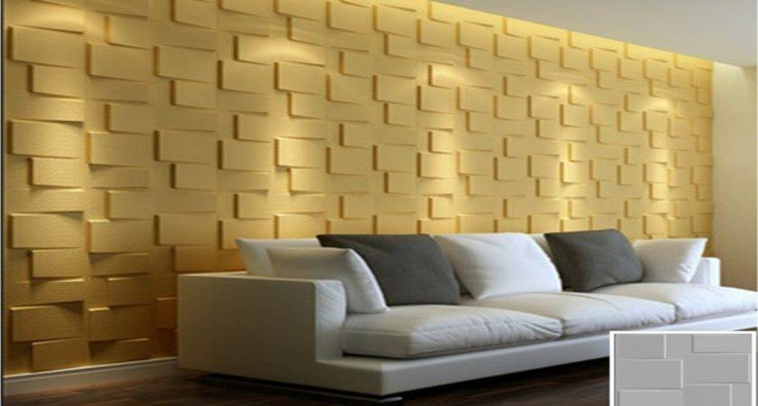 Wall Designing Ideas Interior Panels