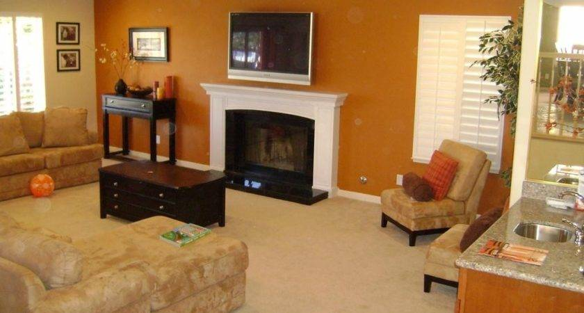 Wall Paint Ideas Living Room Great Small