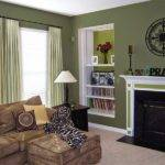Wall Painting Ideas Small Living Rooms