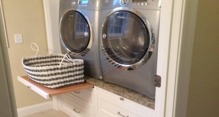 Washer Dryer Room Ideas Laundry Closet Organization