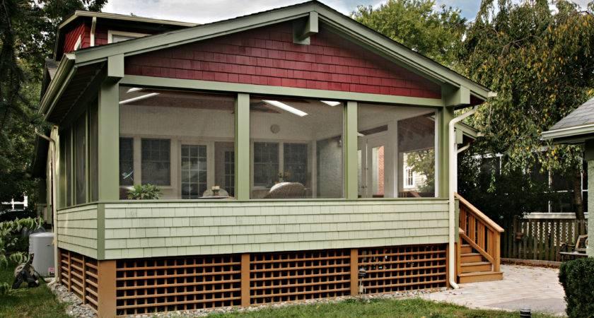 Washington Custom Garage Porch Remodeling Designers