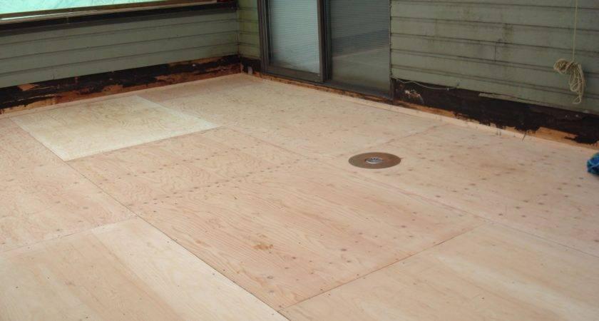 Waterproof Deck Coating Plywood Design Ideas