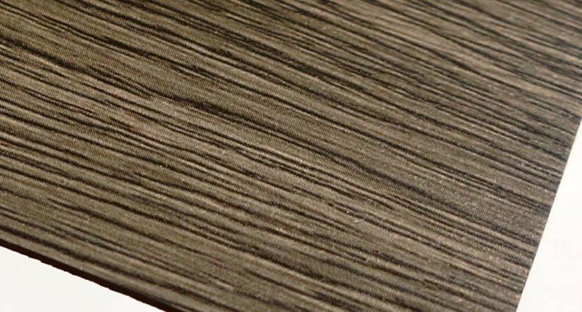 Waterproof Fireproof Dry Back Wood Grain Tile Vinyl