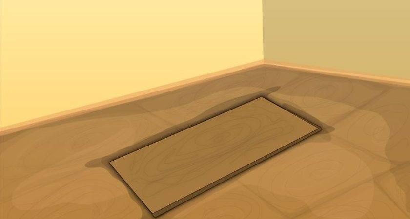 Ways Repair Laminate Flooring Wikihow