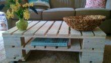 Ways Turning Pallets Into Unique Pieces Furniture