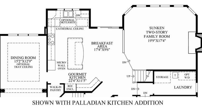 Weyhill Estates Upper Saucon Elkton Home Design