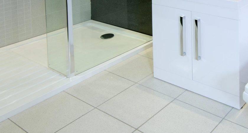 White Bathroom Floor Tiles Home Designs
