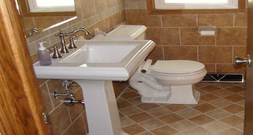White Beige Bathrooms Discount Floor Wall Tiles
