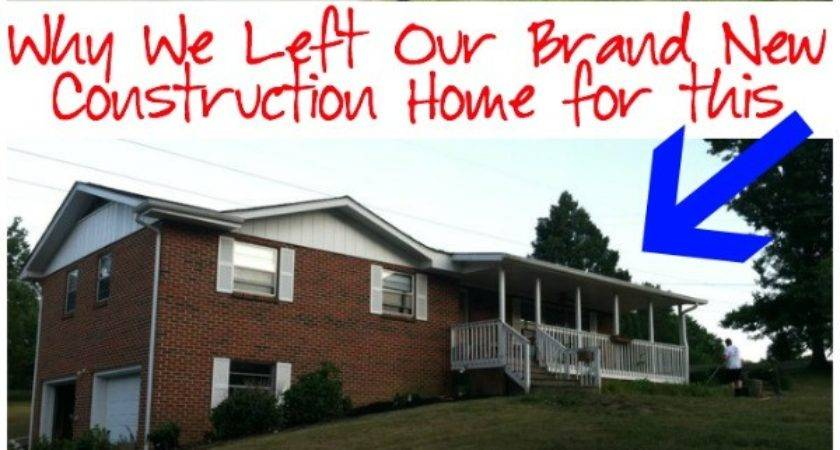 Why Left Our Brand New Construction Home Rancher