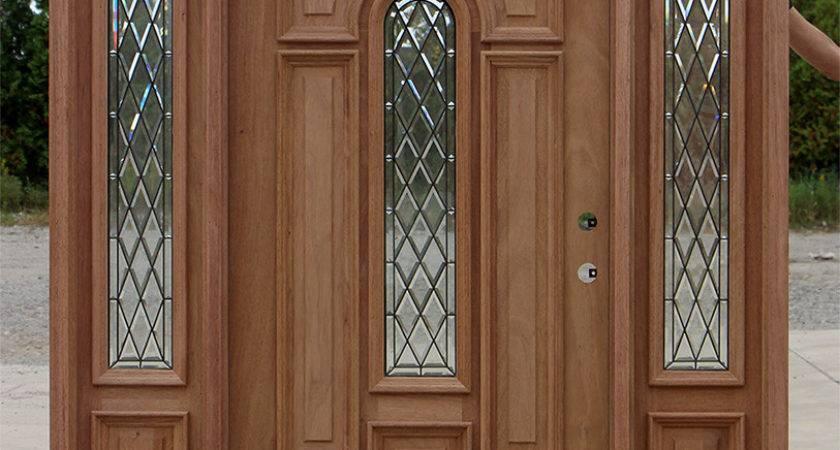 Wide Door Exterior