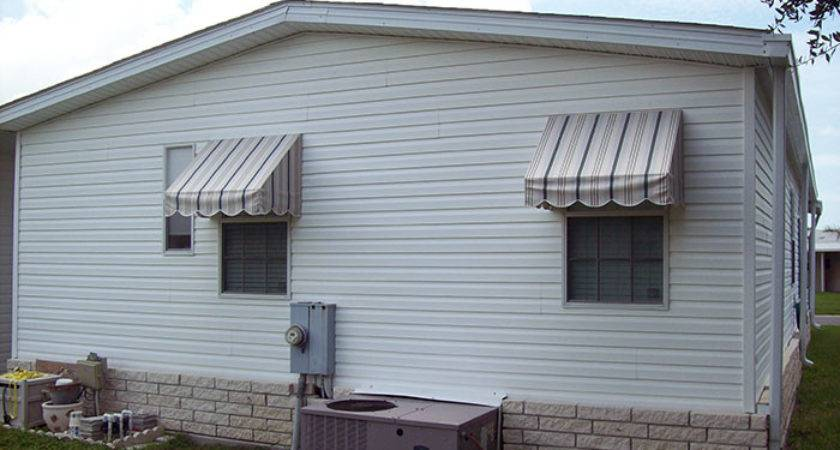 Window Awnings Mobile Homes Factory