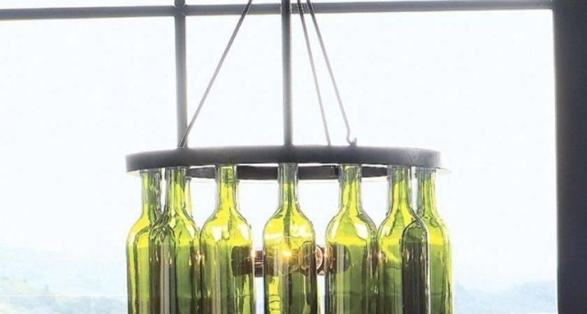 Wine Bottle Chandelier Pottery Barn Home Design Ideas