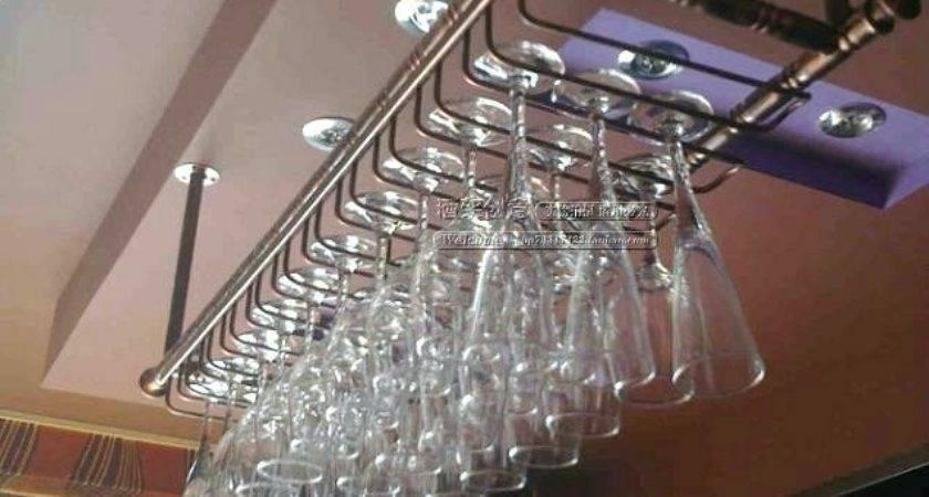 Wine Glass Holder Pottery Barn Rack