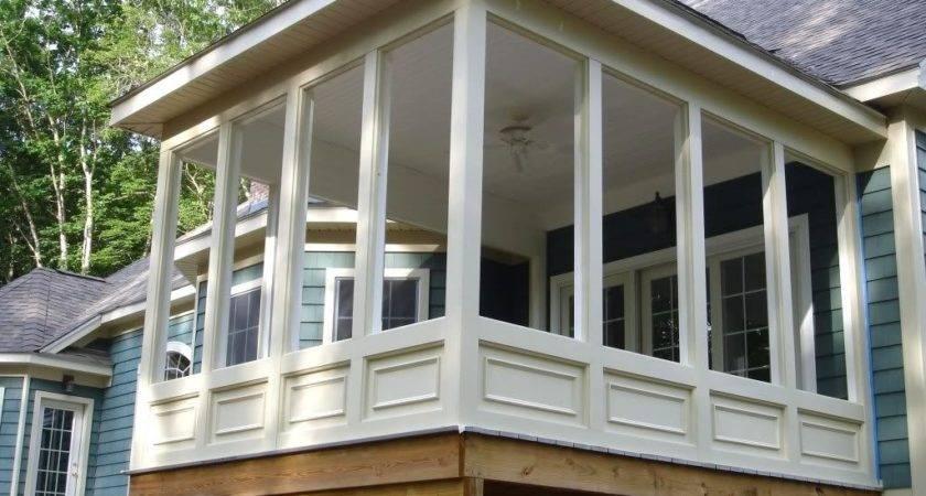 Winterize Screened Porch Ideas