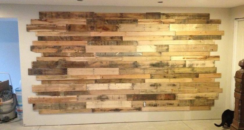 Wood Accent Wall Averagejoe Homerefurbers