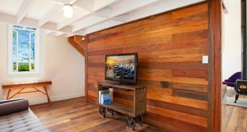 Wood Accent Wall Ideas Remodel Decor