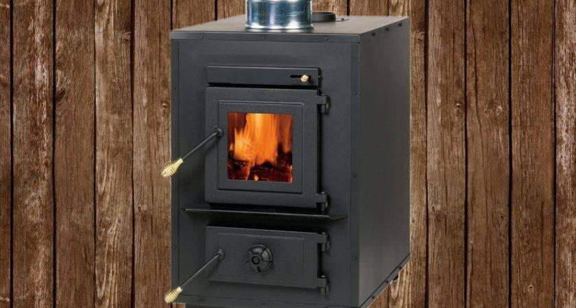 Wood Burning Stove Furnace Add