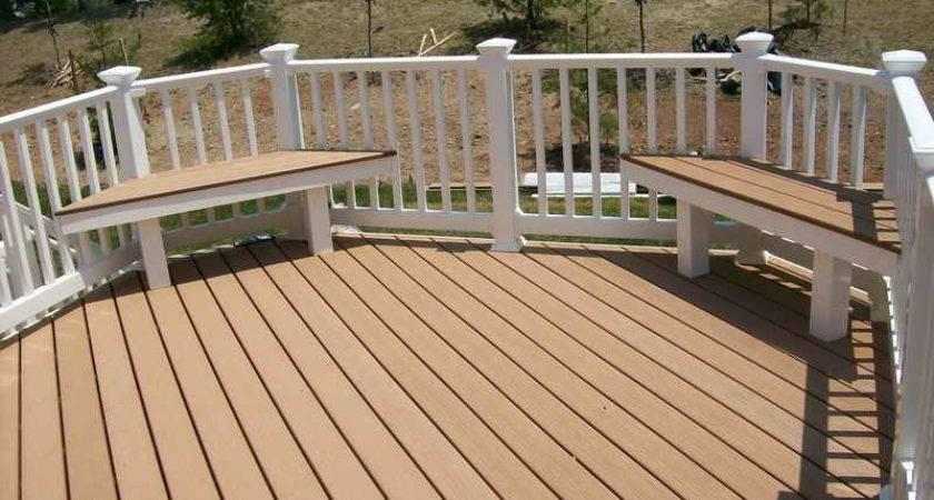 Wood Deck Designs Ideas Vissbiz