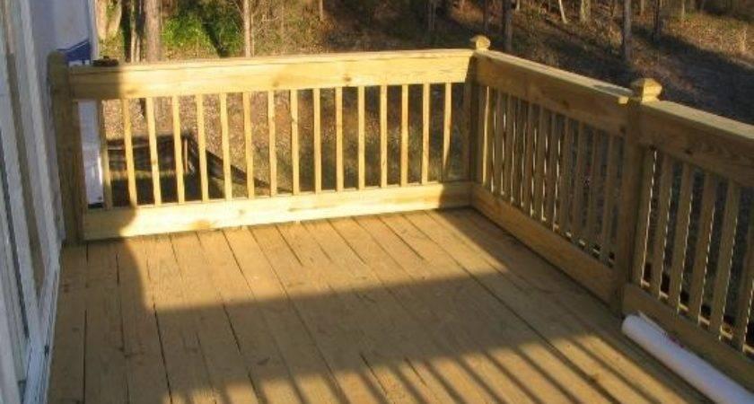 Wood Deck Designs Photos Woodideas