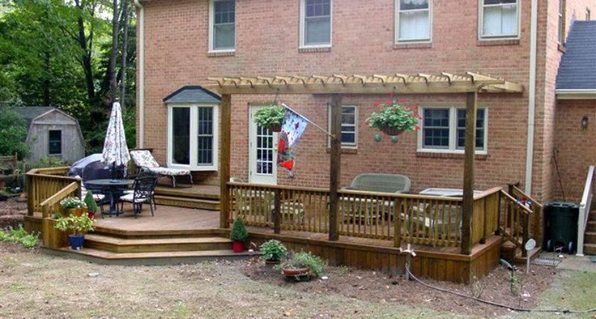 Wood Deck Installers Hampton Roads Acdecks