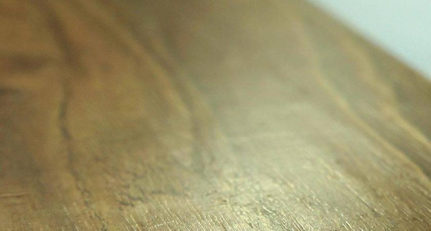 Wood Grain Non Slip Dry Back Vinyl Plank Flooring