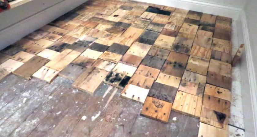 Wood Pallet Flooring Diy Quotes