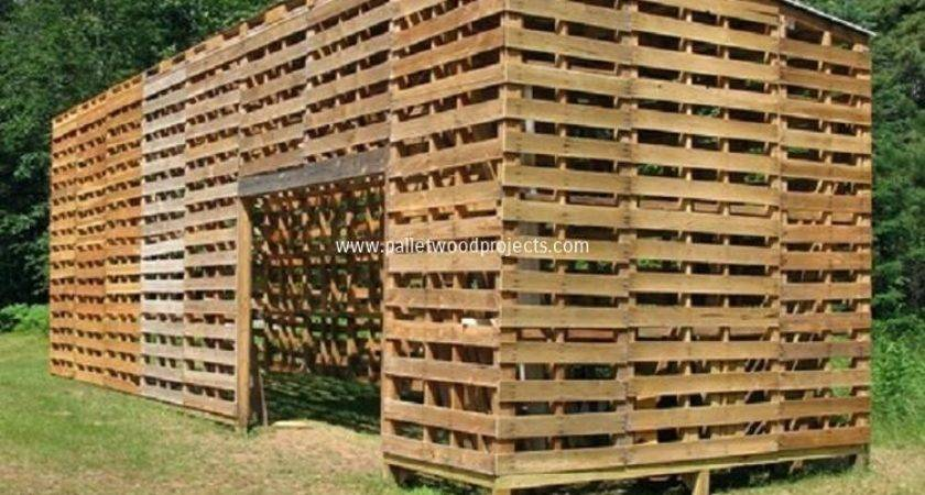 Wood Pallet Projects Garden