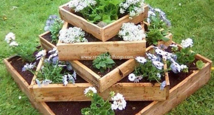 Wood Pallet Recycled Creative Ways Things